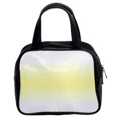 Decorative Pattern Classic Handbags (2 Sides) by ValentinaDesign
