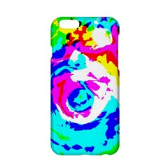 Abstract Art Apple Iphone 6/6s Hardshell Case by ValentinaDesign