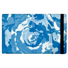 Abstract Art Apple Ipad 3/4 Flip Case by ValentinaDesign