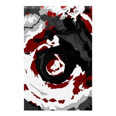 Abstract Art Shower Curtain 48  X 72  (small)  by ValentinaDesign