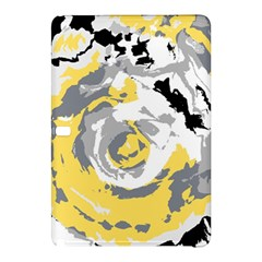 Abstract Art Samsung Galaxy Tab Pro 12 2 Hardshell Case by ValentinaDesign