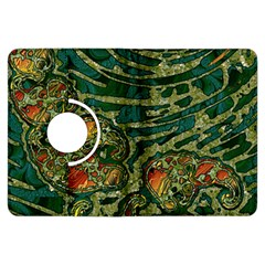 Unique Abstract Mix 1c Kindle Fire Hdx Flip 360 Case by MoreColorsinLife