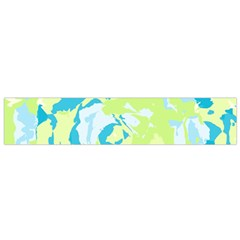 Abstract Art Flano Scarf (small) by ValentinaDesign