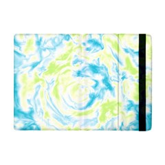 Abstract Art Apple Ipad Mini Flip Case by ValentinaDesign