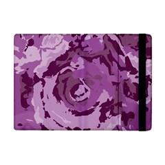 Abstract Art Apple Ipad Mini Flip Case by ValentinaDesign