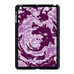 Abstract Art Apple Ipad Mini Case (black) by ValentinaDesign