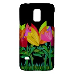 Tulips Galaxy S5 Mini by ValentinaDesign