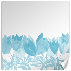 Tulips Canvas 16  X 16   by ValentinaDesign