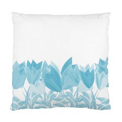 Tulips Standard Cushion Case (one Side) by ValentinaDesign