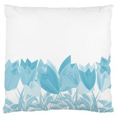 Tulips Standard Flano Cushion Case (two Sides) by ValentinaDesign