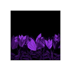 Tulips Acrylic Tangram Puzzle (4  X 4 ) by ValentinaDesign