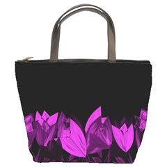 Tulips Bucket Bags by ValentinaDesign