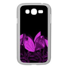 Tulips Samsung Galaxy Grand Duos I9082 Case (white) by ValentinaDesign