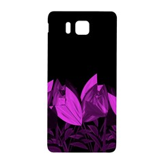Tulips Samsung Galaxy Alpha Hardshell Back Case by ValentinaDesign