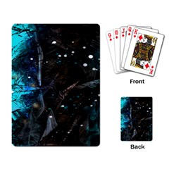 Abstract design Playing Card