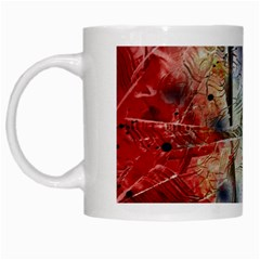 Abstract Design White Mugs by ValentinaDesign