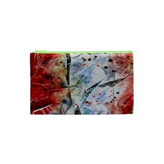 Abstract Design Cosmetic Bag (xs) by ValentinaDesign