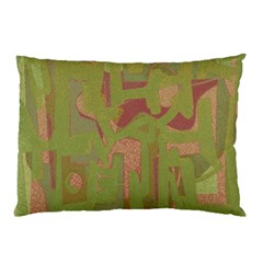 Abstract Art Pillow Case by ValentinaDesign