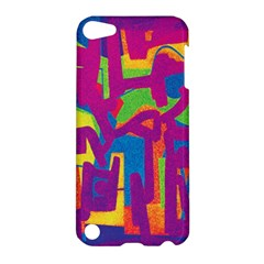 Abstract Art Apple Ipod Touch 5 Hardshell Case by ValentinaDesign