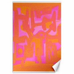 Abstract Art Canvas 20  X 30   by ValentinaDesign