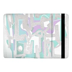 Abstract Art Samsung Galaxy Tab Pro 10 1  Flip Case by ValentinaDesign