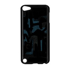 Abstract Art Apple Ipod Touch 5 Case (black) by ValentinaDesign