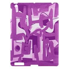 Abstract Art Apple Ipad 3/4 Hardshell Case by ValentinaDesign