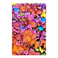 Floral Dreams 15 Shower Curtain 48  X 72  (small)  by MoreColorsinLife