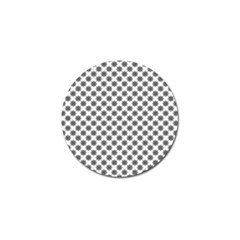 Pattern Golf Ball Marker by ValentinaDesign