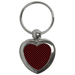 Pattern Key Chains (heart)  by ValentinaDesign