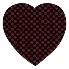Pattern Jigsaw Puzzle (heart) by ValentinaDesign