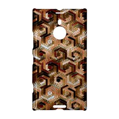 Pattern Factory 23 Brown Nokia Lumia 1520 by MoreColorsinLife
