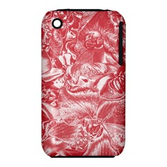 Shimmering Floral Damask Pink Iphone 3s/3gs by MoreColorsinLife