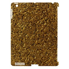 Sparkling Metal Art A Apple Ipad 3/4 Hardshell Case (compatible With Smart Cover) by MoreColorsinLife