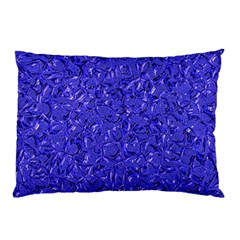 Sparkling Metal Art E Pillow Case (two Sides) by MoreColorsinLife