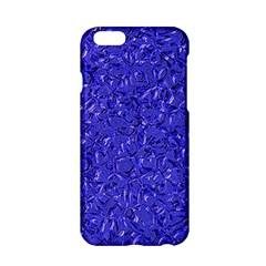 Sparkling Metal Art E Apple Iphone 6/6s Hardshell Case by MoreColorsinLife