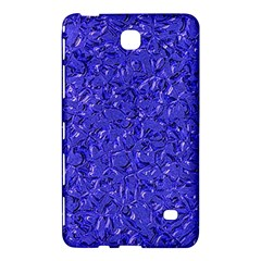 Sparkling Metal Art E Samsung Galaxy Tab 4 (8 ) Hardshell Case  by MoreColorsinLife