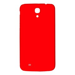 Bright Fluorescent Fire Ball Red Neon Samsung Galaxy Mega I9200 Hardshell Back Case by PodArtist