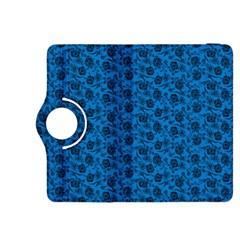 Roses Pattern Kindle Fire Hdx 8 9  Flip 360 Case by Valentinaart