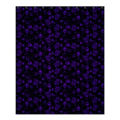 Roses Pattern Shower Curtain 60  X 72  (medium)  by Valentinaart