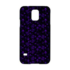 Roses Pattern Samsung Galaxy S5 Hardshell Case  by Valentinaart