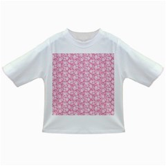 Roses Pattern Infant/toddler T Shirts by Valentinaart