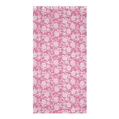 Roses Pattern Shower Curtain 36  X 72  (stall)  by Valentinaart
