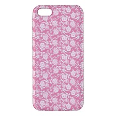 Roses Pattern Iphone 5s/ Se Premium Hardshell Case by Valentinaart