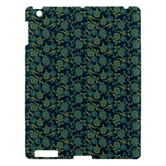 Roses Pattern Apple Ipad 3/4 Hardshell Case by Valentinaart