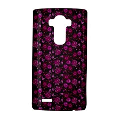 Roses Pattern Lg G4 Hardshell Case by Valentinaart