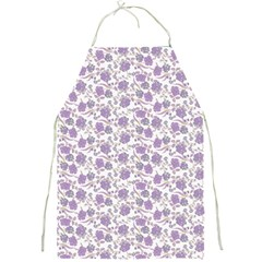 Roses Pattern Full Print Aprons by Valentinaart