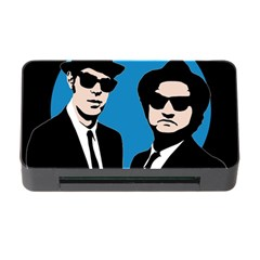 Blues Brothers  Memory Card Reader With Cf by Valentinaart