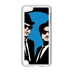 Blues Brothers  Apple Ipod Touch 5 Case (white) by Valentinaart