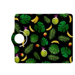 Tropical Pattern Kindle Fire Hdx 8 9  Flip 360 Case by Valentinaart